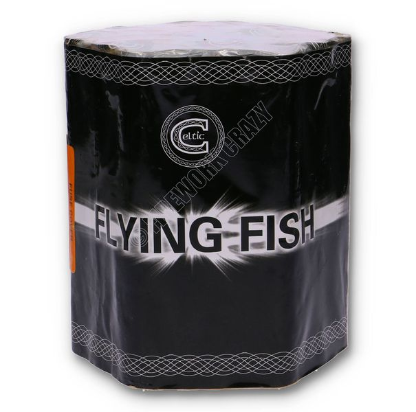 Flying Fish by Celtic Fireworks