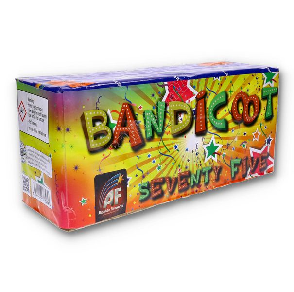 Bandicoot by Absolute Fireworks
