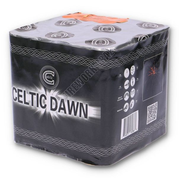 Celtic Dawn By Celtic Fireworks