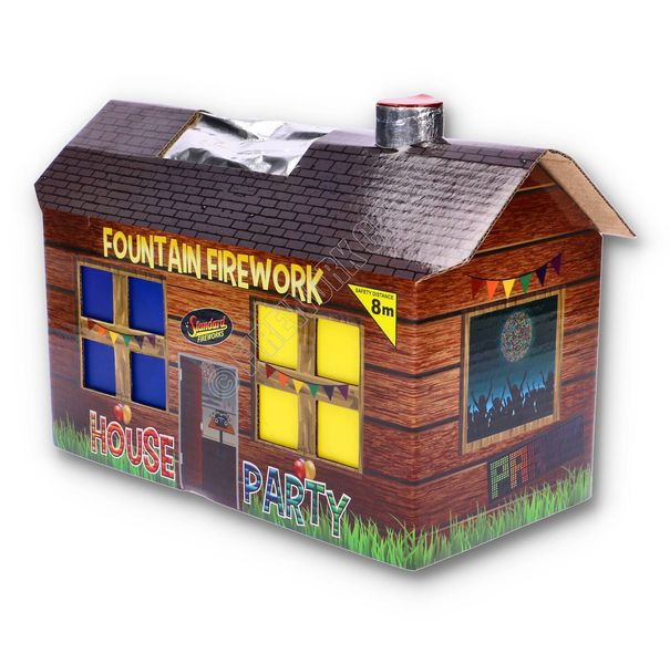 House Party Fountain by Standard Fireworks