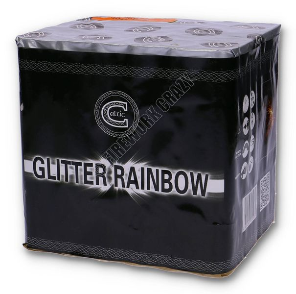 Glitter Rainbow By Celtic Fireworks
