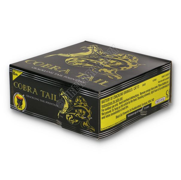 Cobra Tail by Black Cat Fireworks