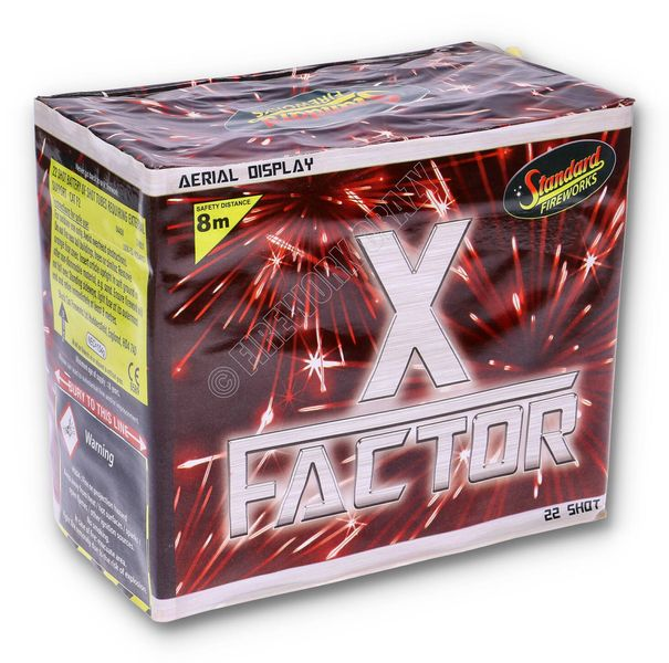 X-Factor by Standard Fireworks