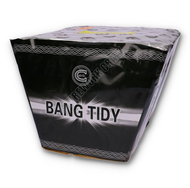 Bang Tidy By Celtic Fireworks