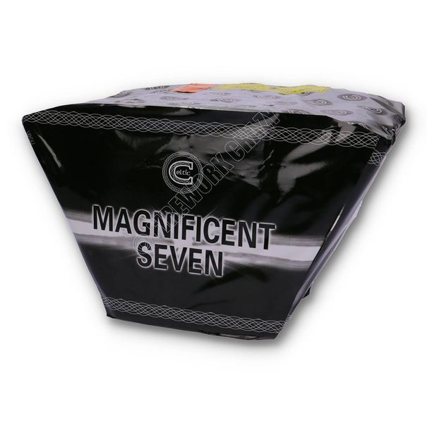 Magnificent Seven By Celtic Fireworks