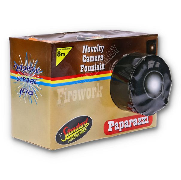 Paparazzi Fountain by Standard Fireworks