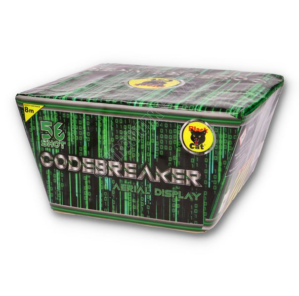 Codebreaker by Black Cat Fireworks