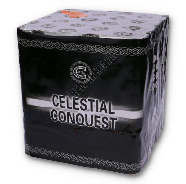 Celestial Conquest By Celtic Fireworks
