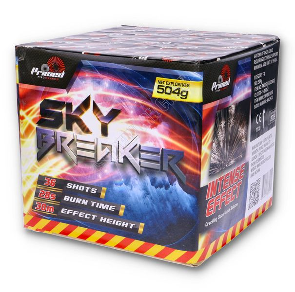 Skybreaker by Primed Pyrotechnics