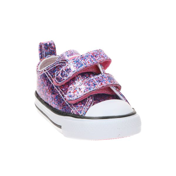 Converse Chuck Taylor All Star 2V Coated Glitter Ox sneaker