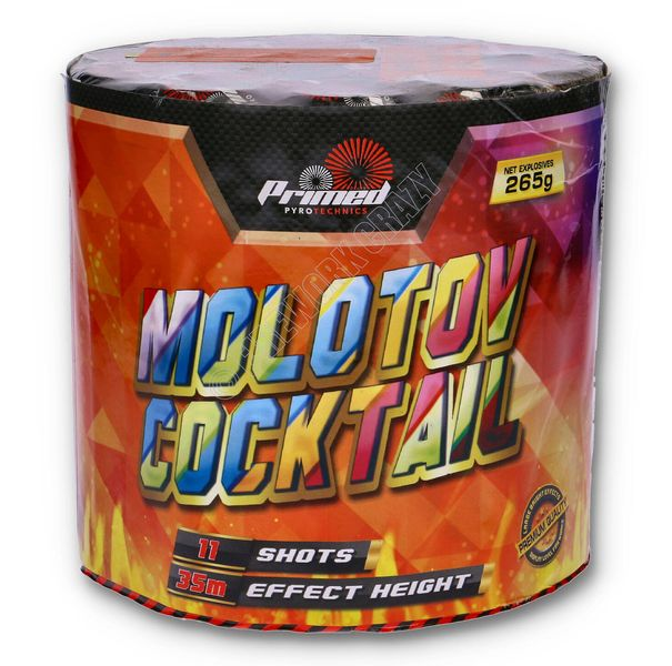 Molotov Cocktail by Primed Pyrotechnics